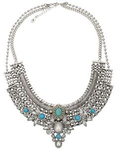 Ultimate Marrakech Statement Necklace £35