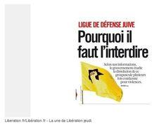 #LDJ, mouvement terroriste violent.