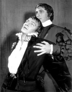 Plummer as Hamlet at Stratford, in 1957 Stratford Shakespeare, Shakespeare Festival, Christopher Plummer, Theatre Stage, Playwright, Popular Culture, Sherlock, The Twenties, Actors & Actresses