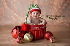 Holiday Baby Ideas can even do with toddlers