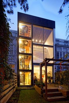 Home Of Joyce & Jeroen – The Hague, The Netherlands By Individual Architecture BNA | Decor Advisor