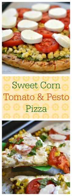 ... Corn Pesto | Food and Recipes | Pinterest | Pasta With Bacon, Pesto