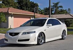 Acura TL Sexy because it's mine!