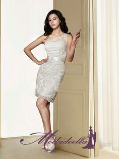 Vestidos de novia cortos, sencillo y moderno,vestidos 2013