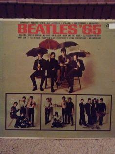 Beatles '65 - US release