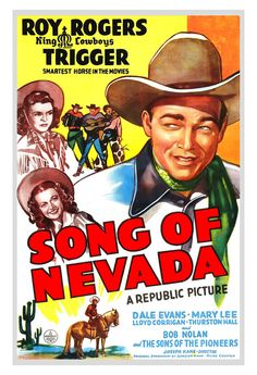 """Song of Nevada"" 1944"