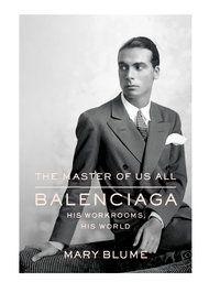 Balenciaga's World of Mystery - Books of Style - NYTimes.com