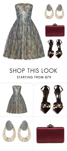 """""""Baroque"""" by didiiidia on Polyvore featuring Lanvin, Alexis Bittar and Nordstrom"""