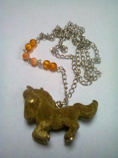 glitter pony :)