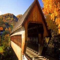 Covered bridge........... by bertie