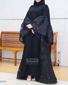 مدل مانتو بلند عبایی 2019 - Tesettür Şalvar Modelleri 2020 - Tesettür Modelleri ve Modası 2019 ve 2020 Iranian Women Fashion, Islamic Fashion, Muslim Fashion, African Fashion, Modest Fashion Hijab, Niqab Fashion, Fashion Outfits, Fashion Shoot, Hijab Style