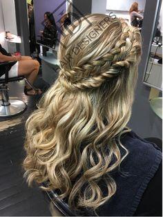 Something Beautiful, Hair Designs, Designers, Dreadlocks, Bridal, Hair Styles, Wedding, Beauty, Casamento