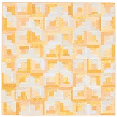 Martingale - Block-Buster Quilts - I Love Log Cabins