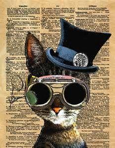 Clever Smart Kitty Cat Kitten Glasses Sweater Purse Bag Hanger Holder Hook