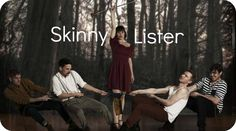 Why were Skinny Lister named the 'Hardest Working Band in Britain'?