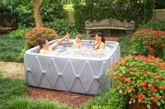 The hot tubs can be a thing of beauty to many of the homeowners out there.