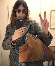 M's: Gucci Ophidia Tote Bag #alexachung