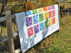 I have loved quilts for as long as I can remember. My mom had quilts her grandmother and mother made when she was a little girl. She passed them on to me and when my oldest moved away to college, I passed them on to her. There is such rich