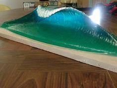 Makin Waves by Josh Evenson ( Wave sculptures / statues ) Weblink:  http://skimrat420.wix.com/makinwaves Facebook:  https://www.facebook.com/skimrat420