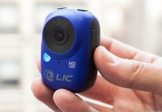 Liquid Image Ego Review - egg sized camera for on-the-go!