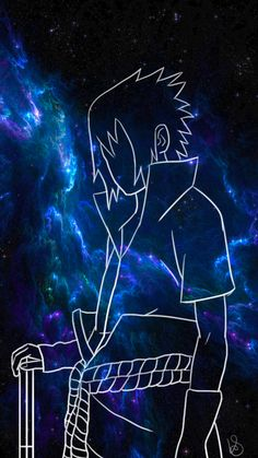 Sasuke Uchiha, beautiful like a double edged sword. Sasuke Uchiha Shippuden, Naruto Kakashi, Anime Naruto, Sasuke Sakura, Art Naruto, Naruto Teams, Wallpaper Naruto Shippuden, Boruto, Naruto Wallpaper Iphone