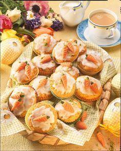 Unser beliebtes Rezept für Saftige Rübli-Muffins und mehr als 55.000 weitere kostenlose Rezepte auf LECKER.de.