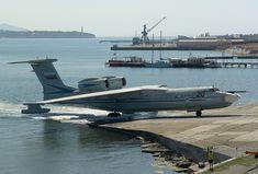 Beriev A-42 search&rescue