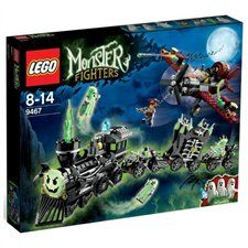 Lego Monster Fighters: The Ghost Train #9467 #UltrabookStyle