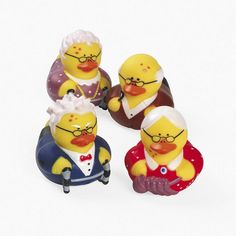 """Over the Hill Rubber Duckies :   Great fun for your favourite """"over the hill"""" birthday """"boy or girl"""". Great for a giggle!"""