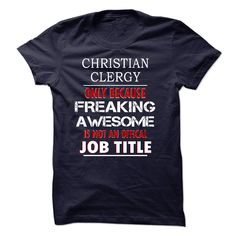 #aerosmith #states... Cool T-shirts  i am CHRISTIAN CLERGY . (3Tshirts)  Design Description: i am CHRISTIAN CLERGY. buy now  If you don't utterly love this design, you'll be able to SEARCH your favorite one through using search bar on the header....