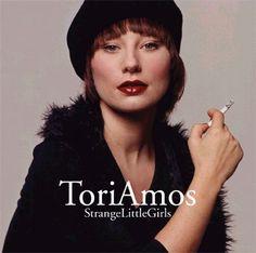 Tori Amos- strange little girls Tori Tori, Tori Amos, Rock Artists, Music Artists, Music Tv, Her Music, How Did It Go, Iconic Women, Music Notes