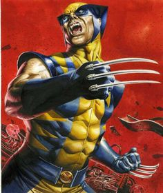 Wolverine by J.G. Jones