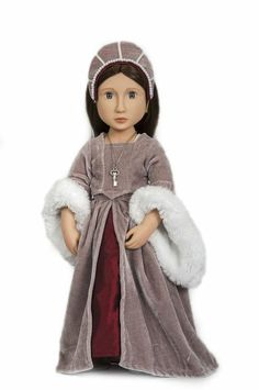 Matilda, Your Tudor Girl™ Doll | A Girl for All Time®