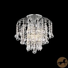 12-inch Christopher Knight Home Crystal 3-light Chrome Chandelier | Overstock.com Shopping - Great Deals on Christopher Knight Home Chandeliers & Pendants