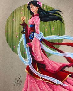 Maxx Stephen Disney Mulan