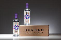 Durham Gin  via @thedieline