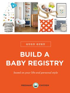 "Gugu Guru - a baby registry ""discovery"" website that helps you build a baby checklist, must-haves and essentials based on your style. #howtomakeababyregistry #nurseries #babyregistrytips #babyregistry #babyprep"