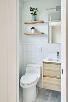Oyster Shell Grey Custom Shower | Fireclay Tile Contemporary Kitchen Backsplash, Compact Bathroom, Fireclay Tile, Workshop Design, Custom Shower, Bathroom Floor Tiles, Style Tile, Color Tile, Shell