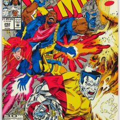Uncanny X-Men #292 Marvel Comics (1992) at the Shopping Mall, $1.28 (with limited time discount)