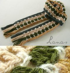 Lanas Hilos: pattern / patron