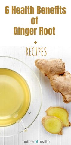 If you've ever wanted to learn how to use ginger therapeutically you're in luck. That's because this post will reveal to you the benefits of ginger root, plus a variety of tips for using it. And, you'll even get some juice and tea recipes! Nutrition Sportive, Sport Nutrition, Nutrition Month, Kids Nutrition, Nutrition Tips, Health And Nutrition, Health Tips, Health Foods, Nutrition Plate