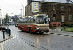 Bishop Auckland, Bus Coach, Sunderland, Coaches, Buses, Trains, Nostalgia, England, Explore