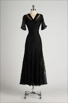 f2152f6987 Dress 1940s Mill Street Vintage 1940s Wedding Dresses