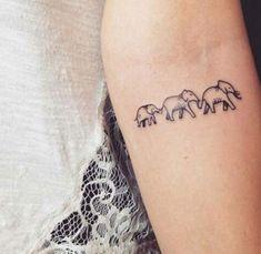 tatouage discret femme avant bras