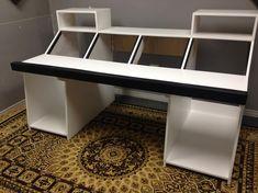 Recording Desk Build - Imgur