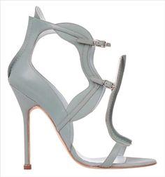 The Silk Stiletto: Shoe of the week - Manolo Blahnik