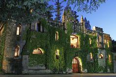 California -- Napa County -- Calistoga -- Chateau Montelena Winery