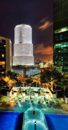 Miami Towers • Downtown • Miami, Florida