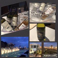 Anoche pudimos disfrutar y degustar los #Albariños de la  D.O. Rías Baixas en el Salón del vino #riasbaixas