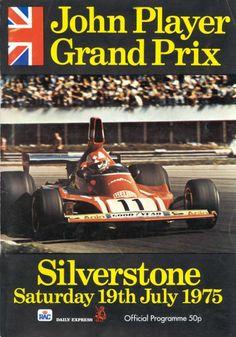 1975 GP de Gran Bretaña en Silverstone